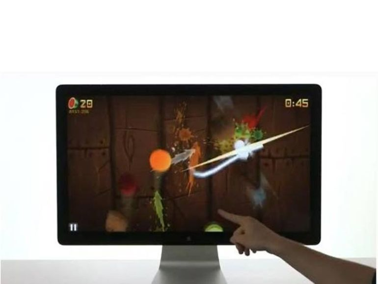 Leap Motion permet de contrôler des objets virtuels