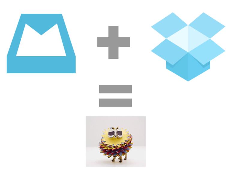 Dropbox acquiert le service de messagerie Mailbox