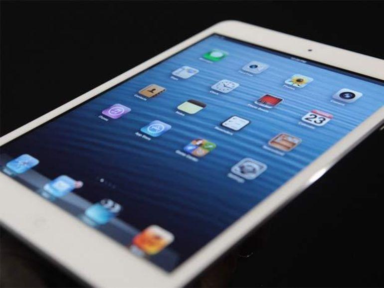 iPad mini 2 : plutôt à l'automne qu'au printemps ?