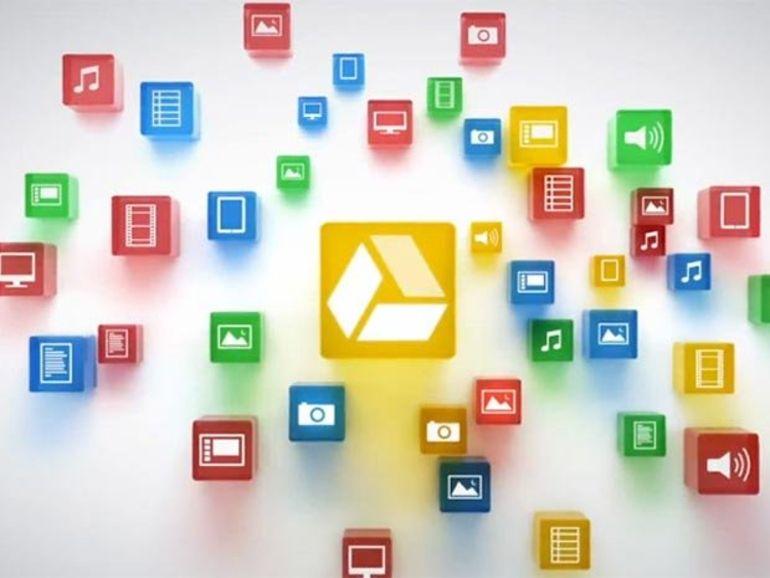 Bureautique : Google Drive s'ouvre aux applications tierces