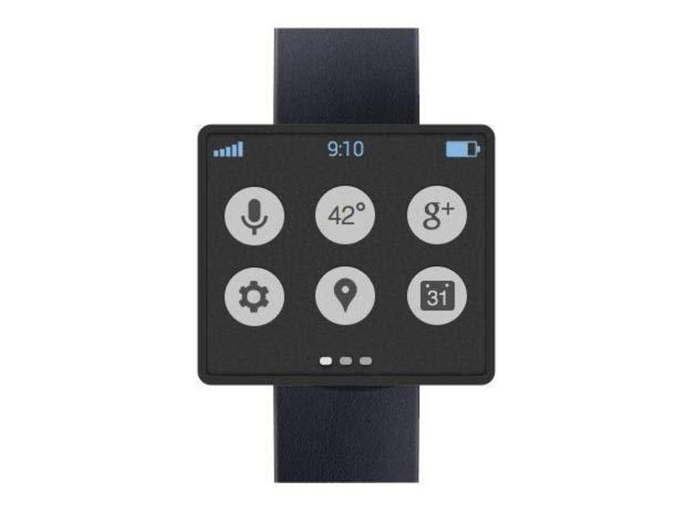 Un nouveau brevet pour une montre connectée chez Google