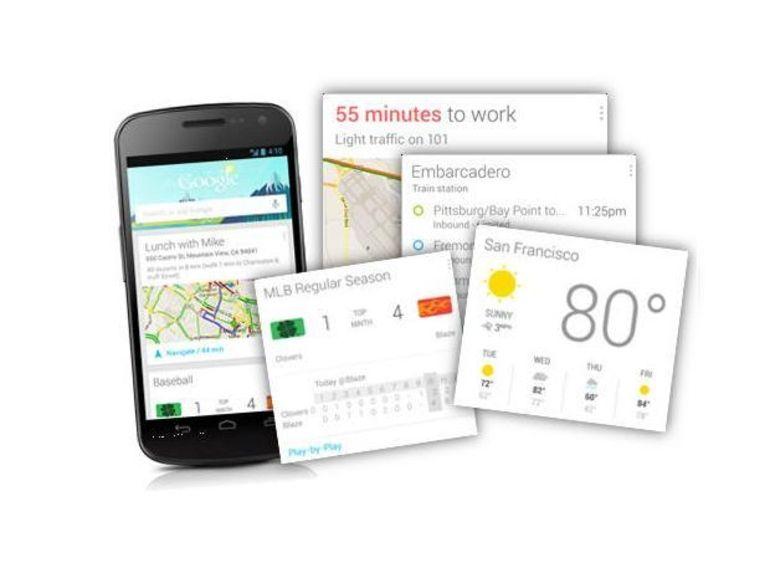 iOS : Apple n'a jamais entendu parler de Google Now
