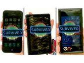 Crash test spécial neige : comment résistent le Lumia 920, l'iPhone 5 et le Kindle Fire à la montagne ?