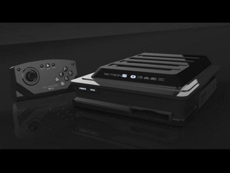 RetroN 5 : le Retro Gaming sur grand écran