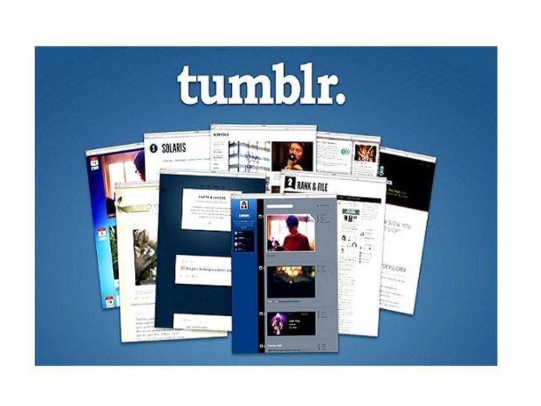 Tumblr franchi le cap des 100 millions de blogs