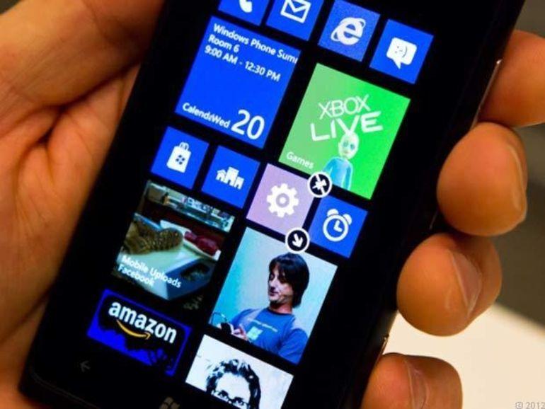 Windows Phone : Microsoft s'arrange avec les chiffres