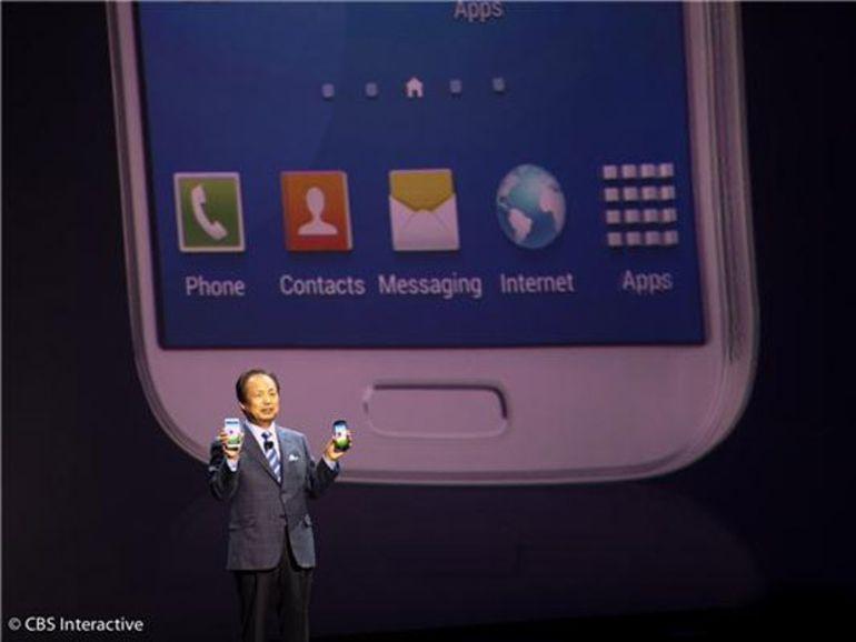 Samsung Galaxy S4 Mini : détails sur la configuration