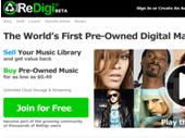 MP3 d'occasion : la revente interdite aux USA