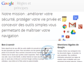 Les CNIL européennes lancent une action répressive contre Google