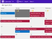 Nouveau look pour le calendrier Outlook.com