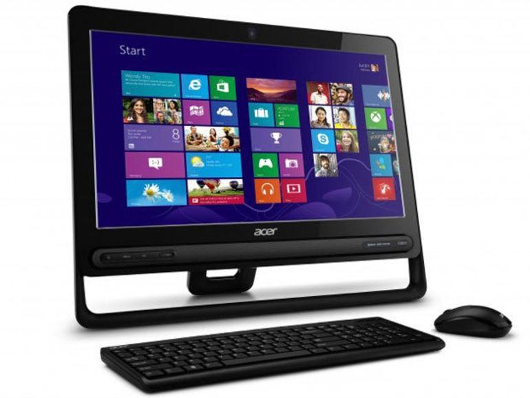Aspire ZC-605 : nouveau tout-en-un signé Acer