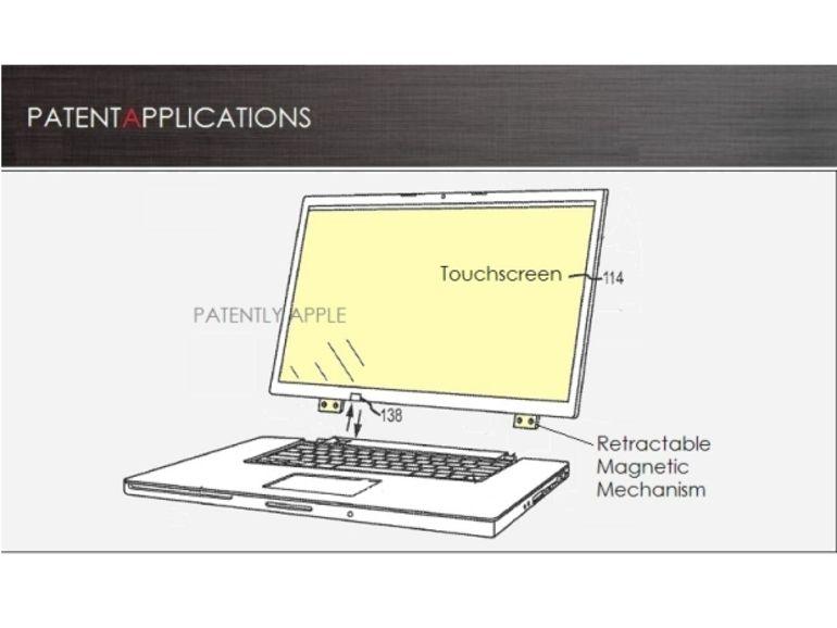 Apple dépose un brevet pour un laptop convertible avec chargement sans fil