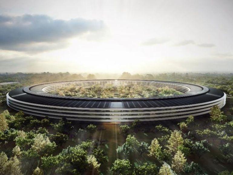 Apple Campus : la dernière œuvre personnelle de Steve Jobs