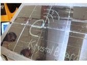 Le KrystalBoard, l'avenir des tableaux noirs?