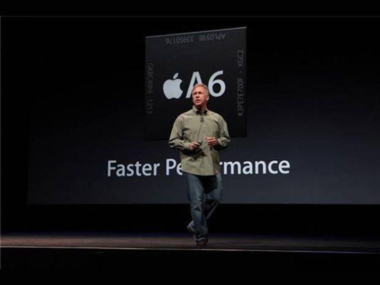 Samsung ne produira pas les processeurs A7 d'Apple