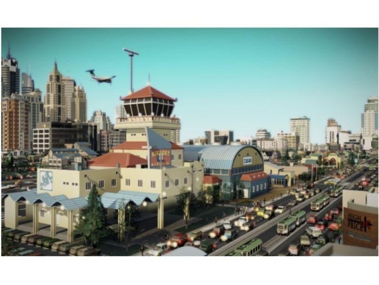 Le nouveau SimCity arrive sur Mac