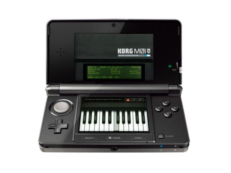 Le synthé Korg M1 débarque sur la Nintendo 3DS