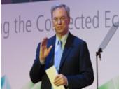 La planète entière sera connectée à Internet d'ici 2020 affirme l'ancien PDG de Google