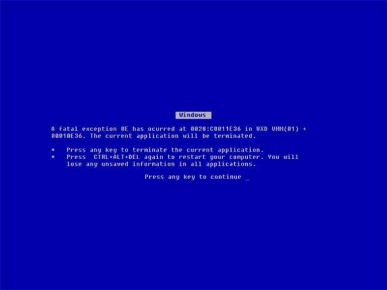 Une mise à jour de Windows 7 retirée pour cause de plantages