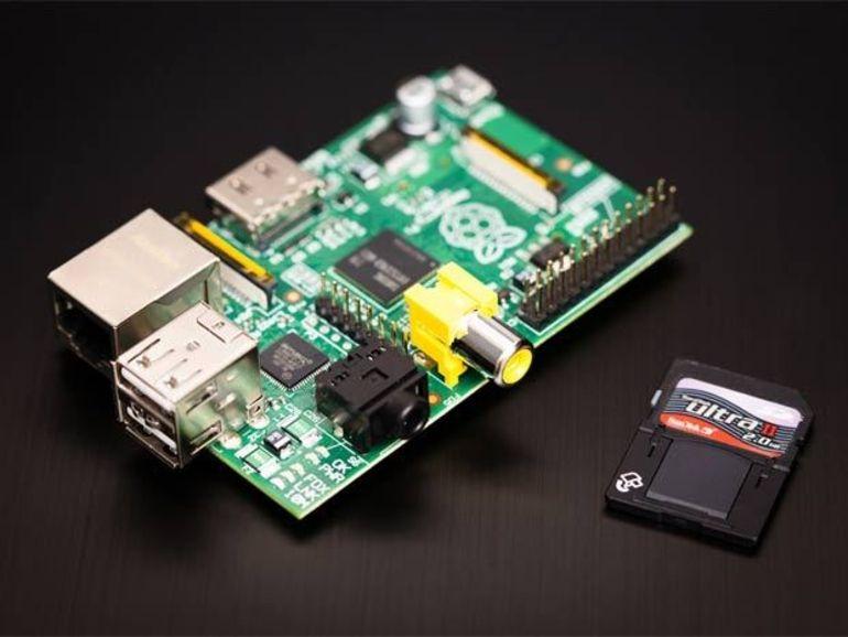 500000 Raspberry Pi produits au pays de Galles, 1 million d'unités vendues