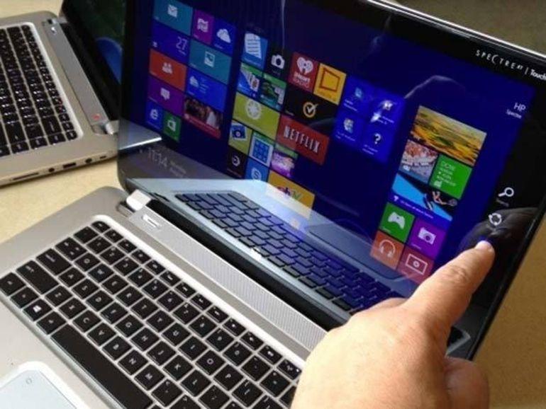 Le contrôleur Leap Motion intégré dans les PC HP
