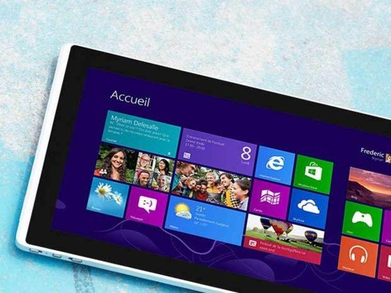 Bientôt des tablettes Windows 8 aux alentours de 200 dollars ?