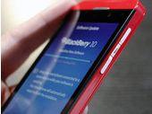 BlackBerry 10.1 va apporter de nouvelles fonctions