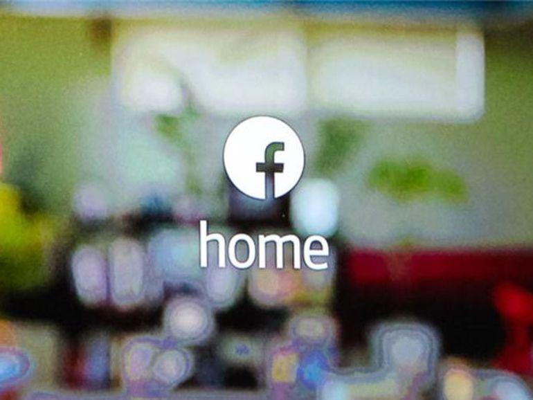 Facebook Home : 500 000 téléchargements en une semaine