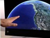 Google Earth 7.1 compatible avec Leap Motion