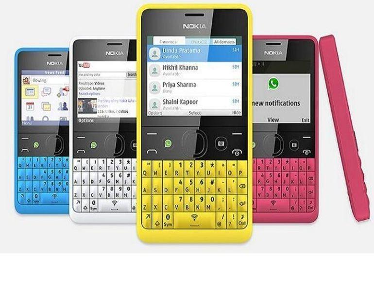 Asha 210 : le téléphone social de Nokia à 79 euros
