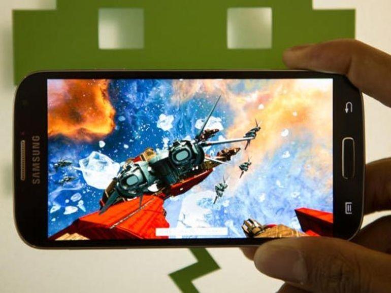 Le Samsung Galaxy S4 est un monstre graphique