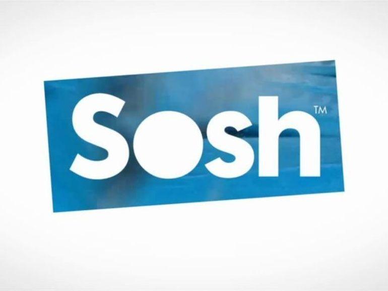 Sosh : de la 4G dans le forfait à 20 euros jusqu'à la fin de l'année
