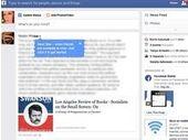 Facebook teste un voyant de présence dans le fil d'actualité