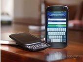 Des images du dernier smartphone mort-né sous WebOS