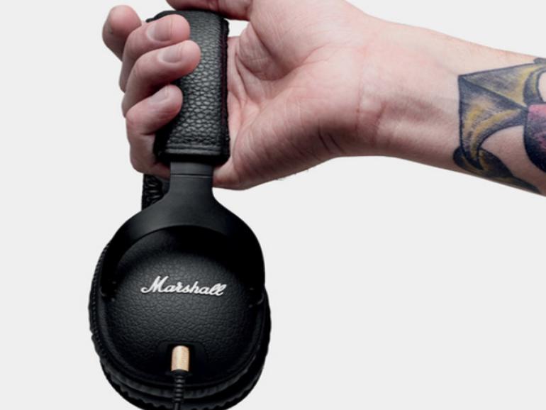 Le casque hi-fi Marshall Monitor disponible à la vente