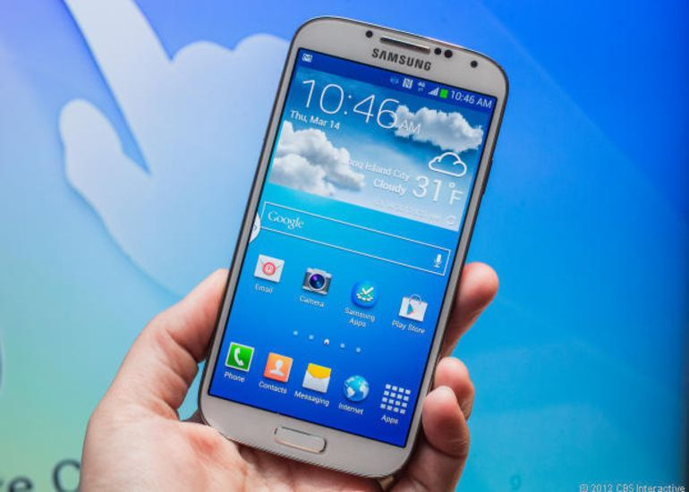 Galaxy S4 : deux processeurs différents selon les modèles