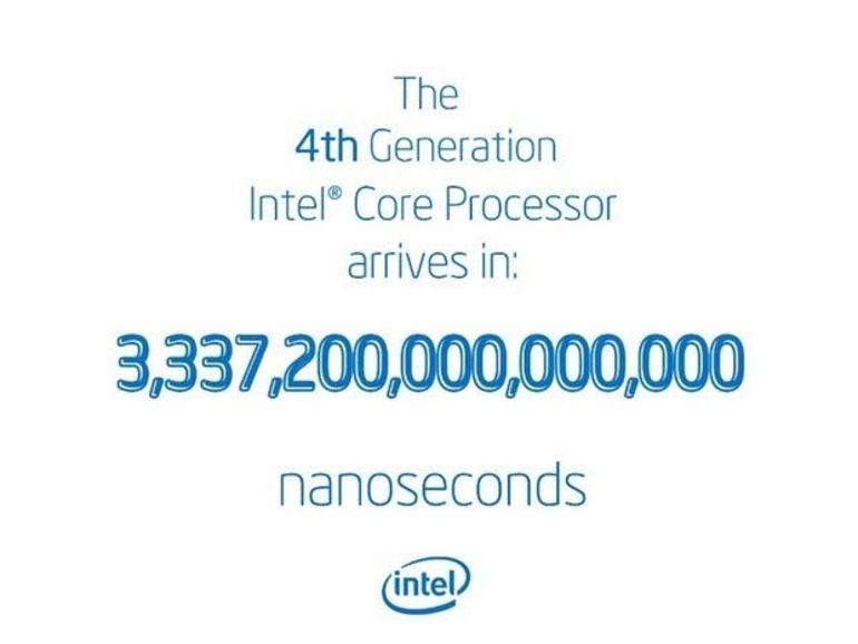 Les processeurs Haswell d'Intel dévoilés le 3 juin au Computex