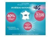 Bouygues Télécom ouvre son réseau 4G dans 6 villes