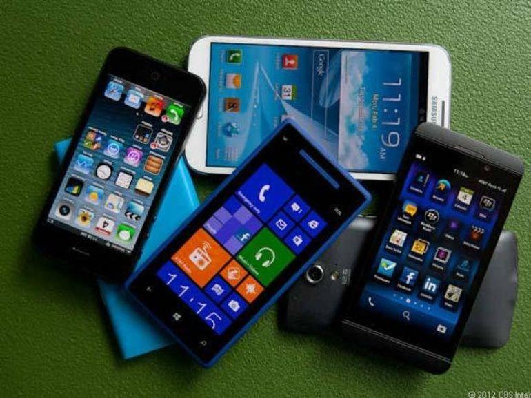 Le marché du smartphone continue de croître mais moins qu'avant