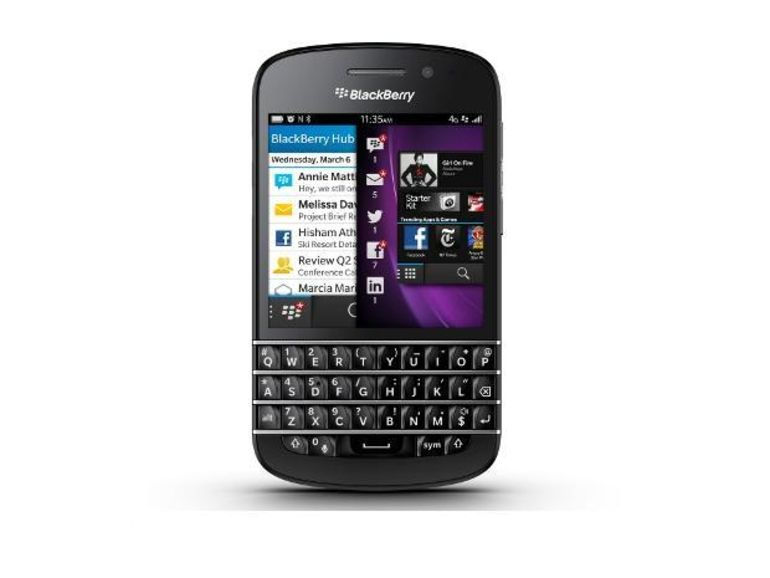 Bon plan : le Blackberry Q10 à 199€