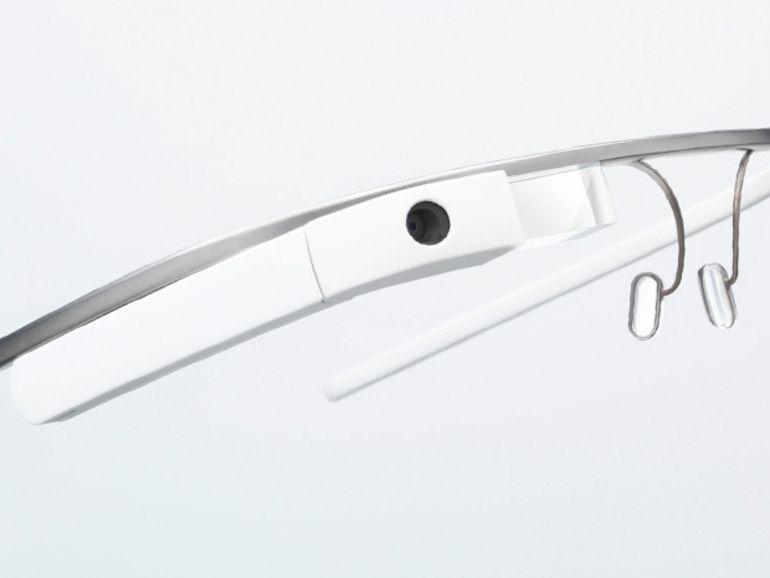 Google Glass : Winky prend des clichés d'un clin d'œil