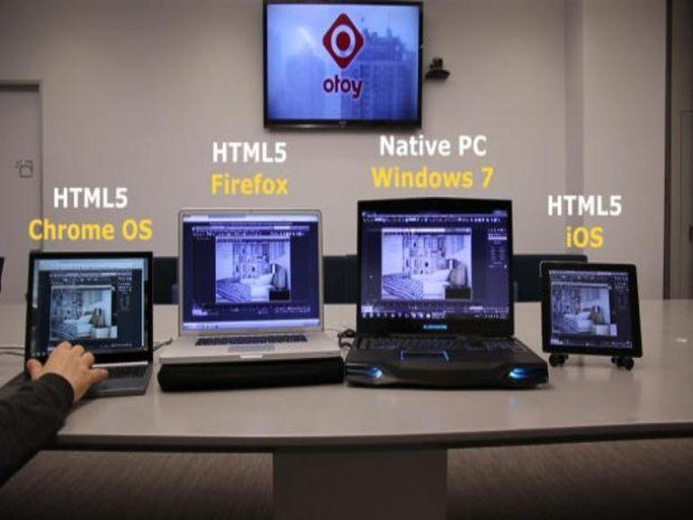 Mozilla et OTOY : un codec pour le streaming d'applications et de vidéos HD depuis le navigateur