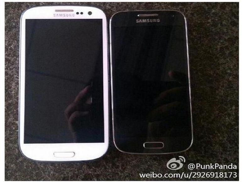 Samsung Galaxy S4 mini : photos volées ?