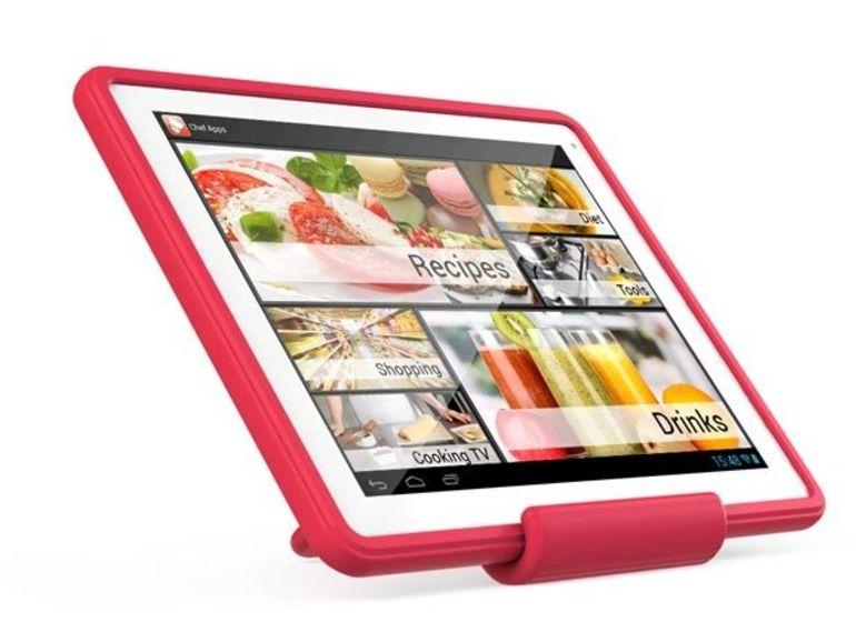 Archos ChefPad : la tablette Android dédiée à la cuisine