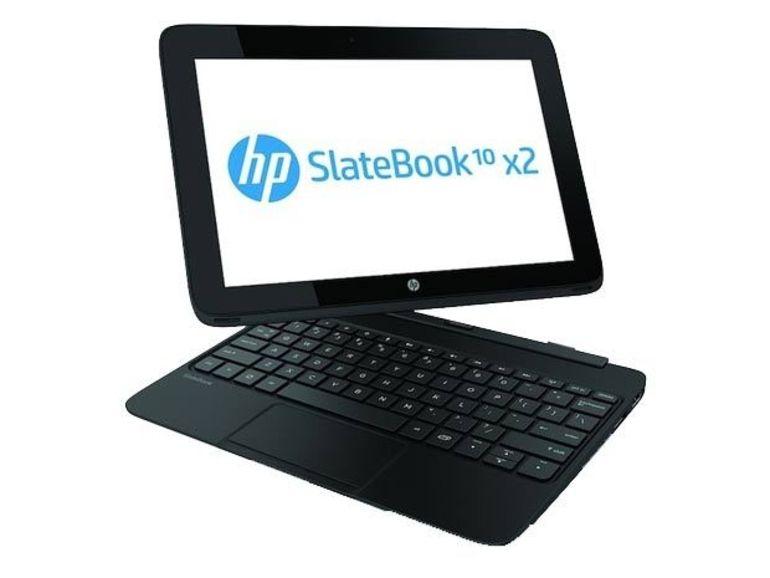 HP présente sa tablette hybride SlateBook X2 sous Android