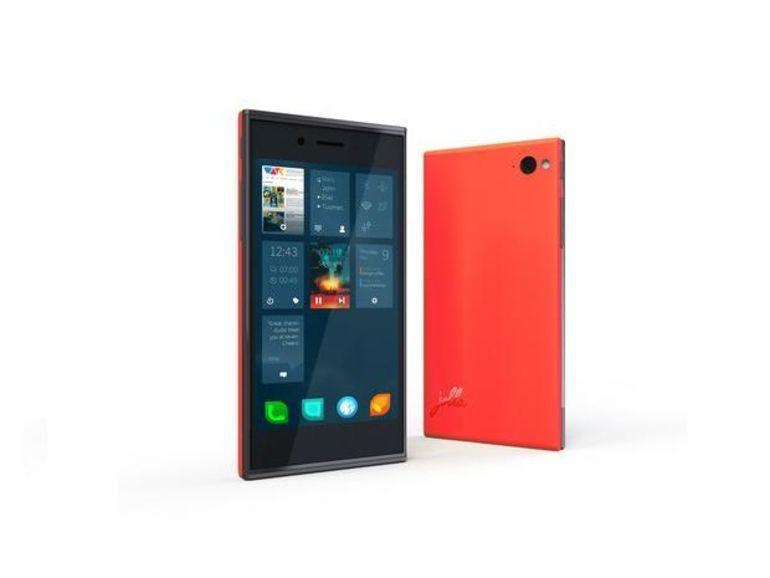 Jolla : le premier smartphone sous Sailfish OS