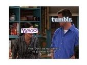 Tumblr/Yahoo : les utilisateurs se lâchent