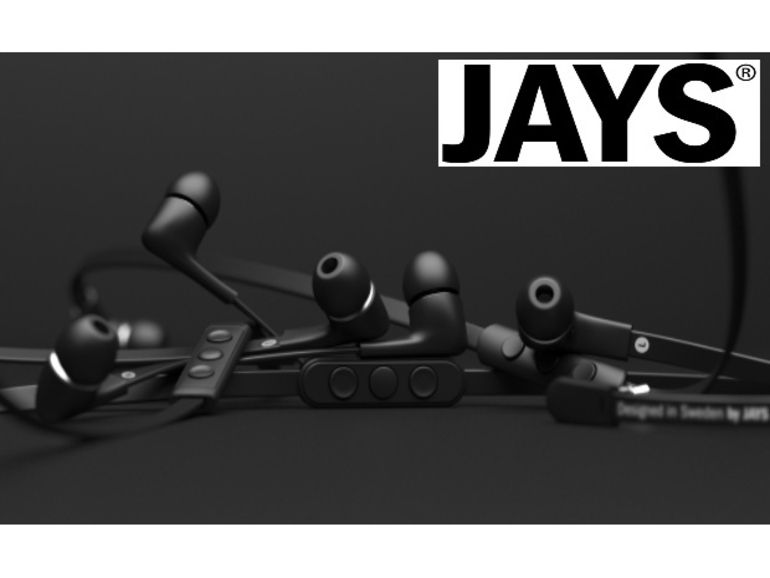 JAYS Five : des écouteurs compatibles avec tous les OS
