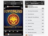 gMusic : l'application qui porte Google Music sur iOS