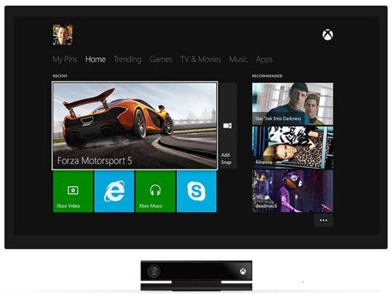 La Xbox One fait aussi TV connectée
